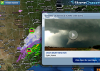 Storm Chaser Map